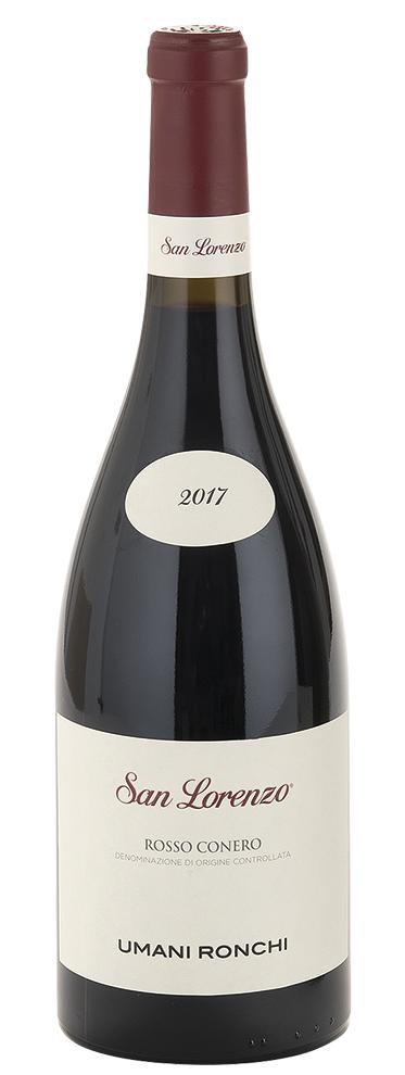 Червено Вино  Сан Лоренцо Росо Конеро 0.75 л