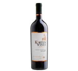 Червено Вино Кортен Каберне Совиньон 0.75 л