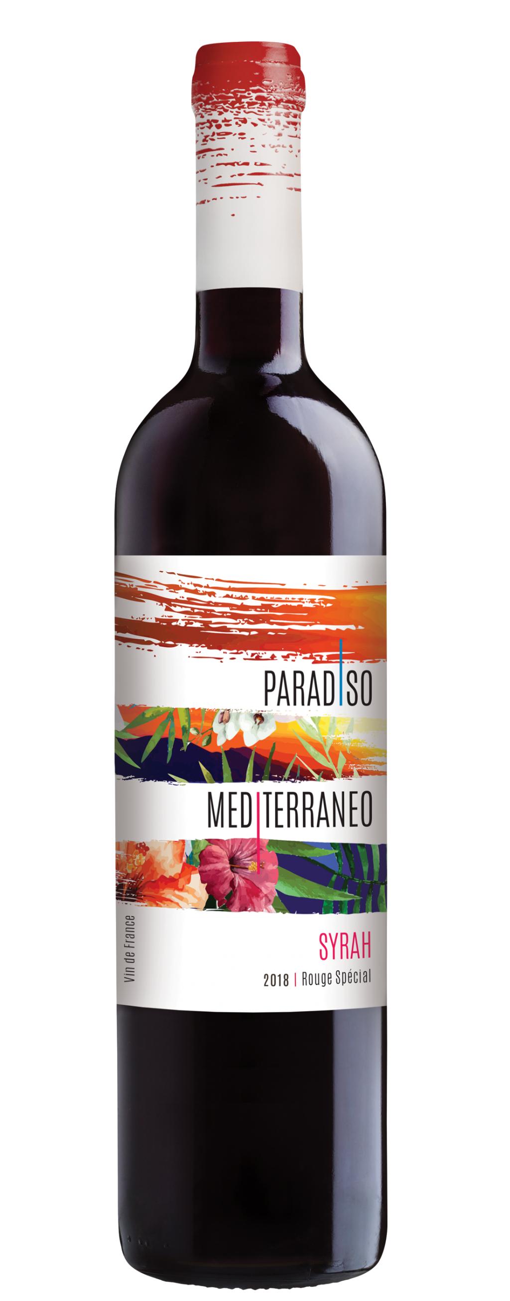 Парадисо Медитеранео Сира 0.75 л