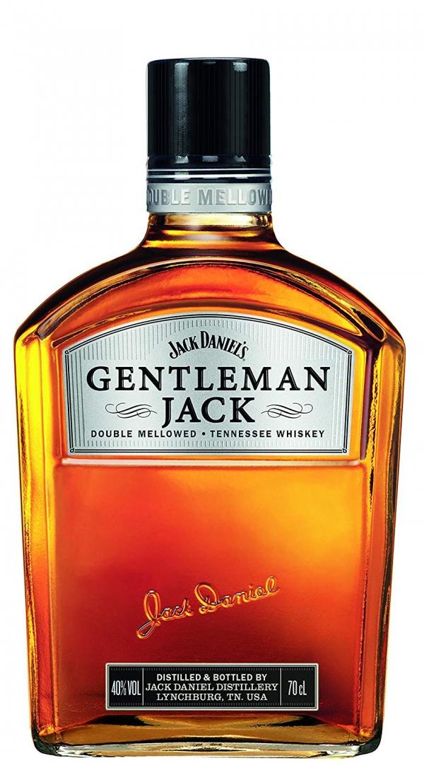 Уиски Джак Даниелс Джентълмен Джак 0.7 л