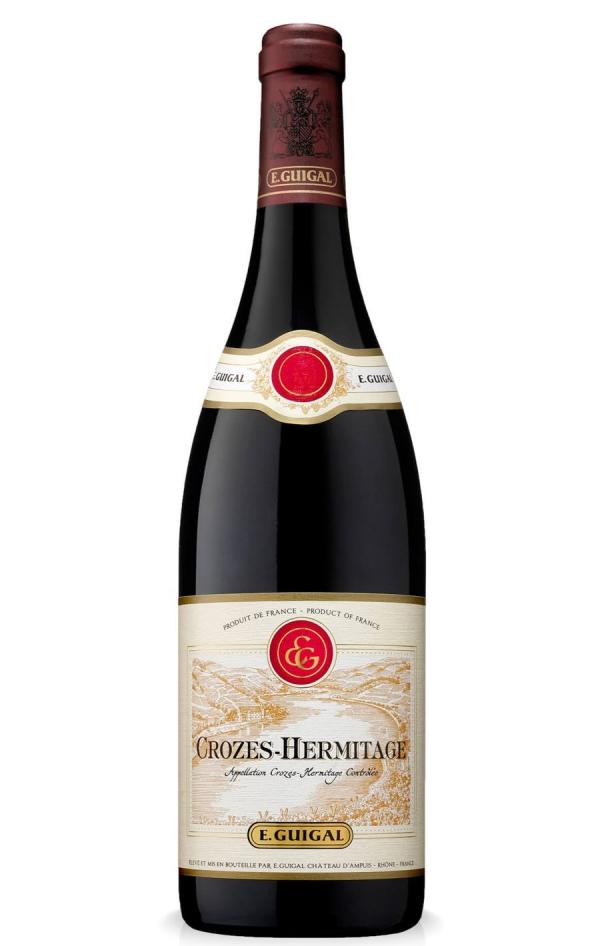 Червено Вино Кроз–Ермитаж Руж 0.75 л
