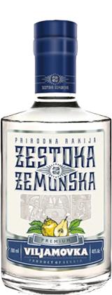 Сръбска Жестока Земунска Крушова Ракия 0.7 л