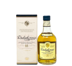 Уиски Далуини 15 годишно 0.2 л