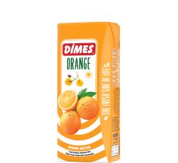 Нектар Димес Портокал Класик 0.2 л