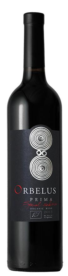 Червено Вино Орбелус Прима 0.75 л