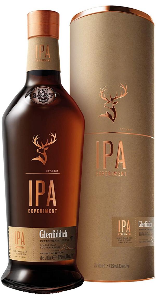 Уиски Гленфидих IPA 0.7 л