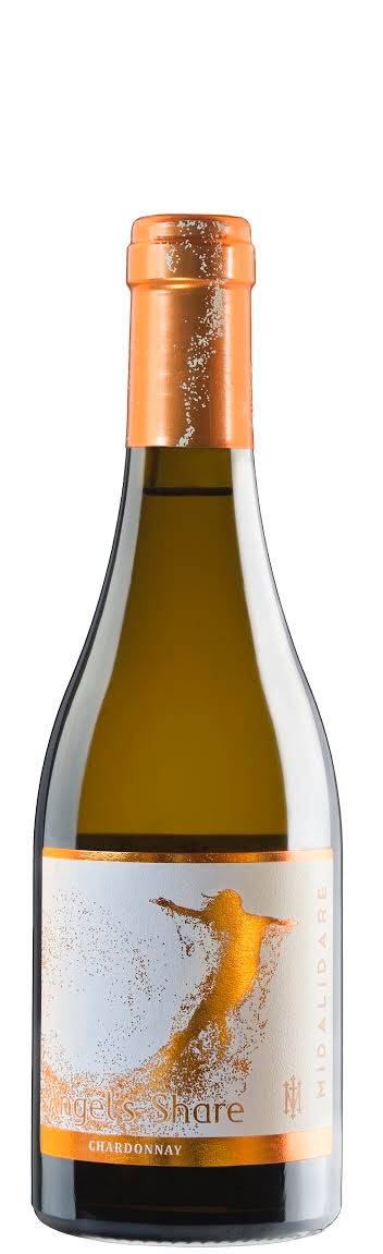 Бяло Вино Мидалидаре Ейнджълс Шеър Шардоне 0.375 л