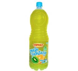 Аспасия Сок Пълп, Киви и Портокал 2 л