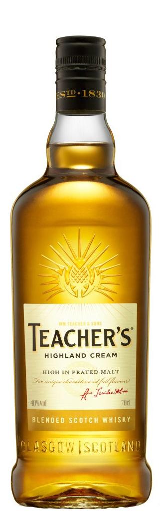 Уиски Тийчърс 0.7 л