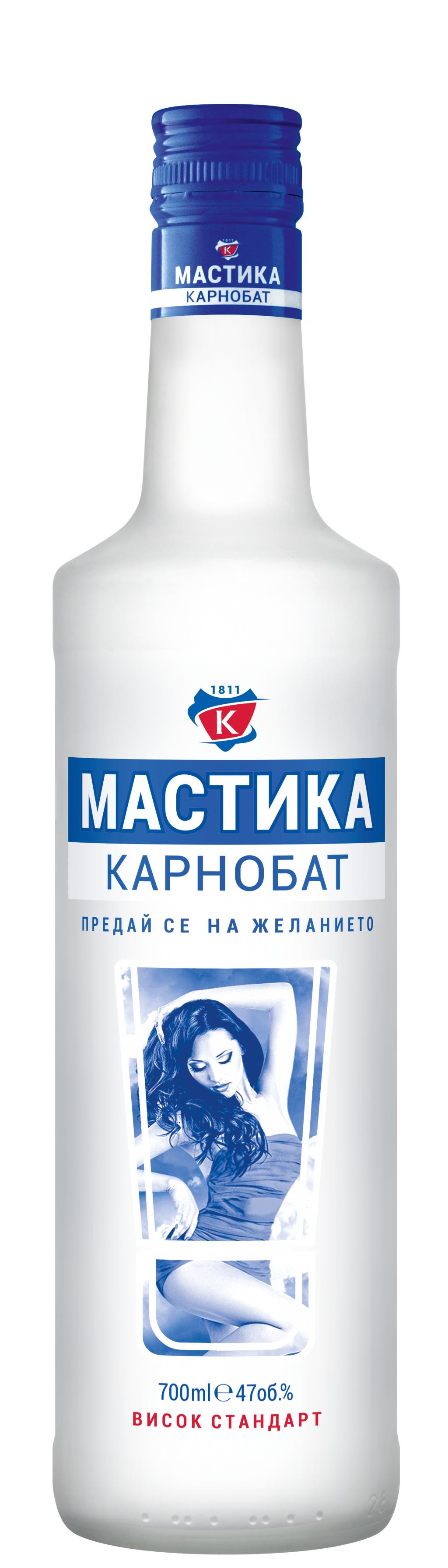 Мастика Карнобат 0.7 л