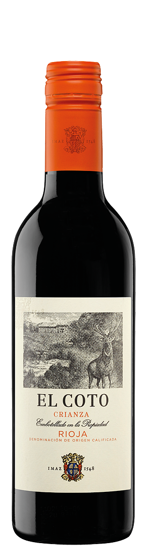 червено Вино Ел Кото Крианца Риоха 0.375 л