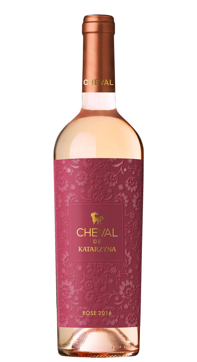 Шевал де Катаржина Розе 0.75 л