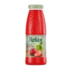 Релакс Ябълка и Ягода 100% Натурален Сок 0.200 л