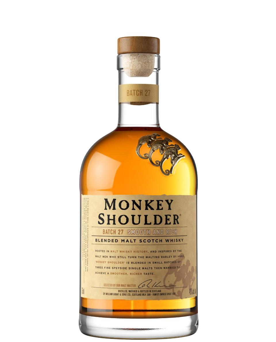 Уиски Мънки Шоулдър 0.7 л