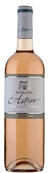Вино Домейн Дастрос Розе Прованс 0.75 л