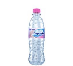 Трапезна Вода Сердика 0.5 л, 12 бр в Стек