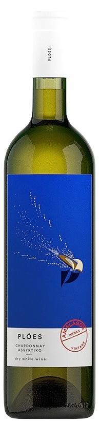 Бяло Вино Плоес Шардоне 0.75 л