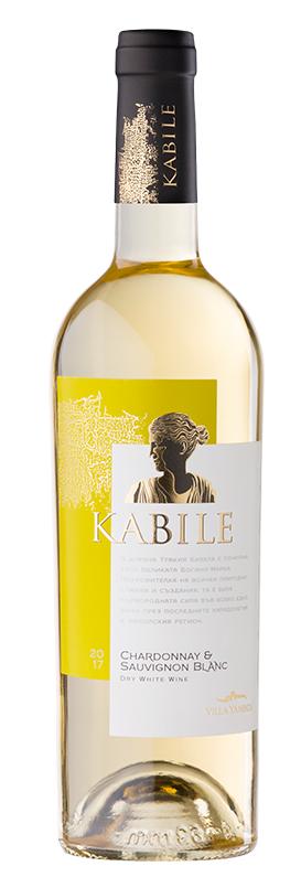 Бяло Вино Кабиле Шардоне х Совиньон Блан 0.75 л