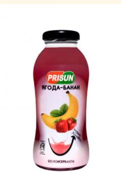 Присан Ягода и Банан 0.250 л