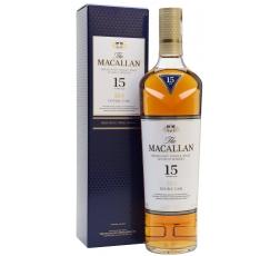 Уиски Макалън 15 годишен Дабъл Каск 0.7 л