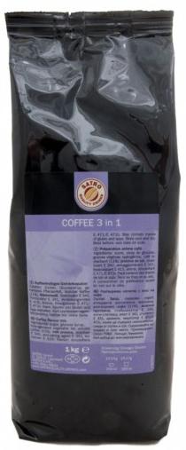 Баристо Разтворимо Кафе 3 в 1 1 кг