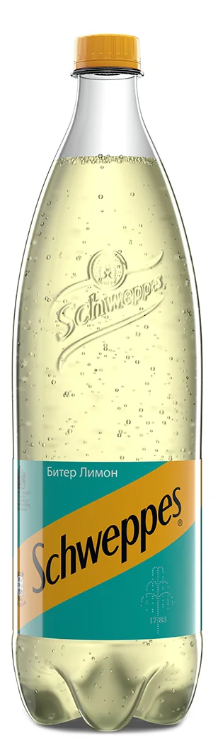 Швепс Битер Лимон 1.25 л