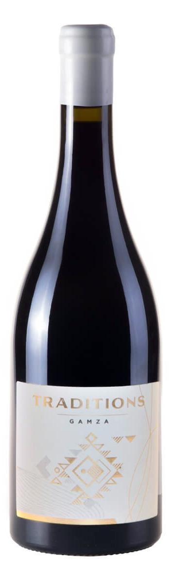 Червено Вино Гъмза Традишънс 0.75 л, изба Видинска Гъмза