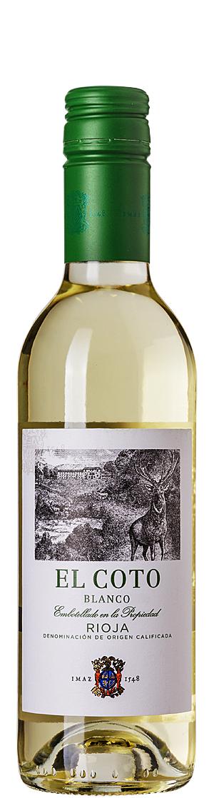 Бяло Вино Ел Кото Бланко Риоха 0.375 л