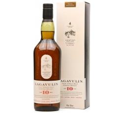 Уиски Лагавулин 10 годишен 0.7 л