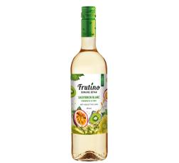 Бяло Плодово Вино Фрутино Совиньон Блан с Киви и Маракуя 0.75 л