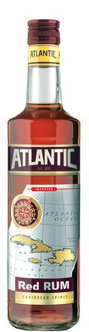 Ром Атлантик Червен 0.7 л