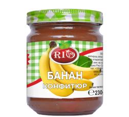 Конфитюр от Банани Рио 230 гр