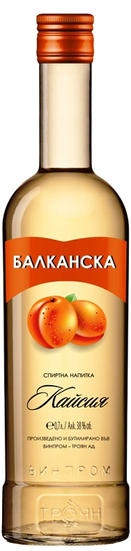 "ТРОЯН БАЛКАНСКА КАЙСИЯ 0.7  ""НБ"""