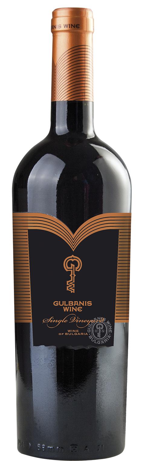 Червено Вино Гулбанис Каберне Совиньон 0.75 л