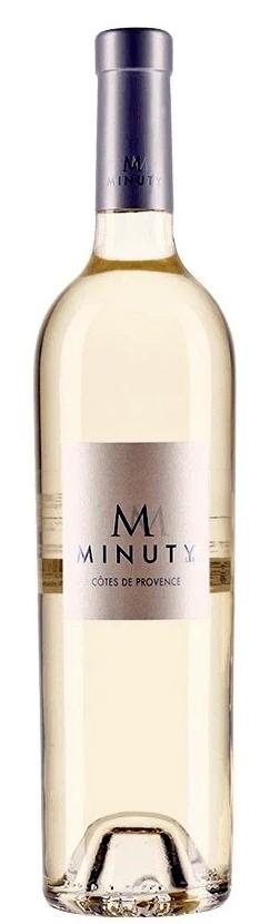 Бяло Вино М Дьо Минюти Блан 0.75 л