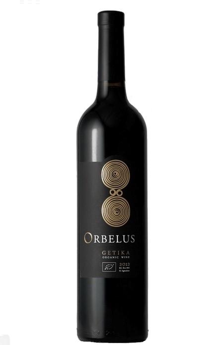 Червено Вино Орбелус Гетика 0.75 л