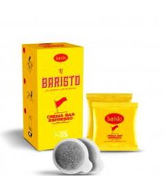 Кафе Баристо Доза Крема Бар - Жълта 7 гр