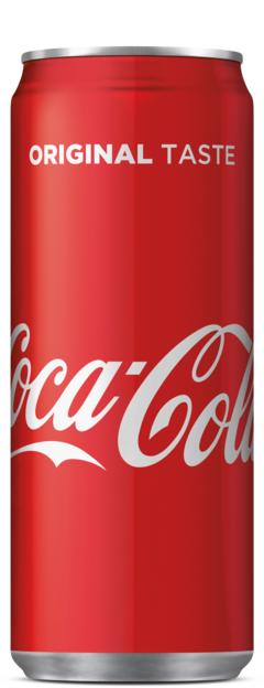Кока Кола 0.330 л Кен