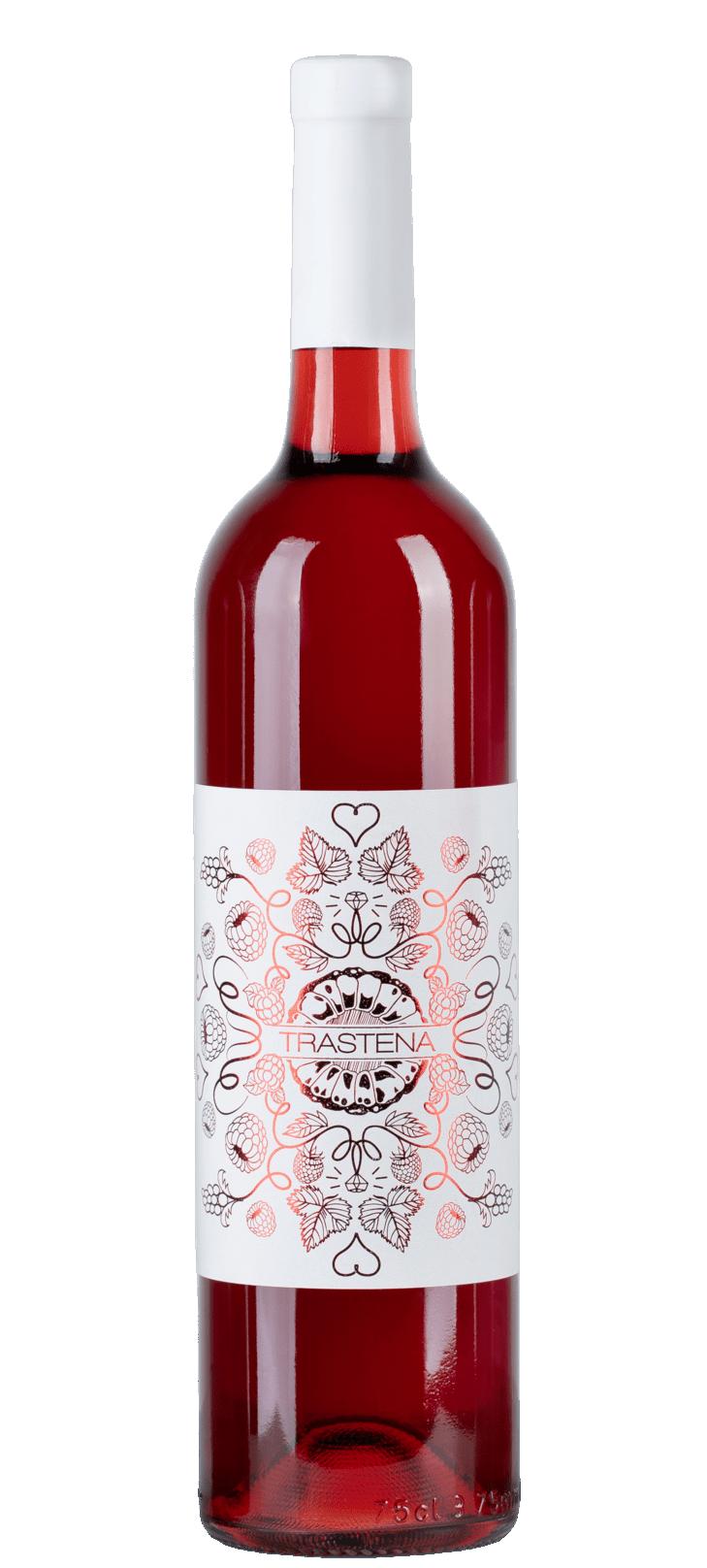 Трастена Малиново Розе 0.75 л