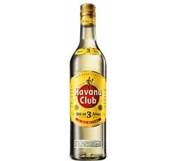 Ром Хавана Клуб 3 год. Жълт 0.7 л
