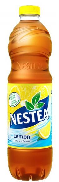 Студен Чай Нестий Лимон 1.5 л