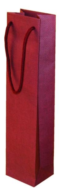 Хартиена Торбичка за Вино-Единична