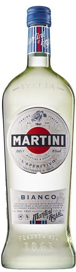 Мартини Бианко 1 л