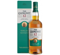 Уиски Гленливет 12 годишен 0.7 л