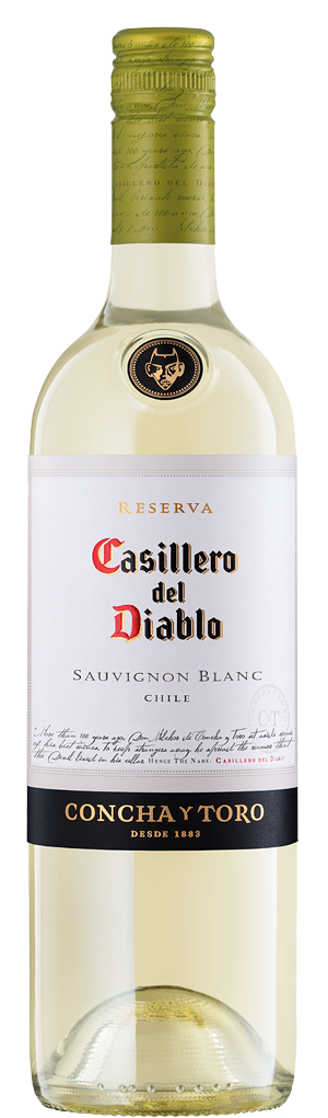 Бяло Вино Касиеро Совиньон Блан 0.75 л