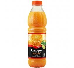Натурален Сок Капи Пълпи Портокал 1 л