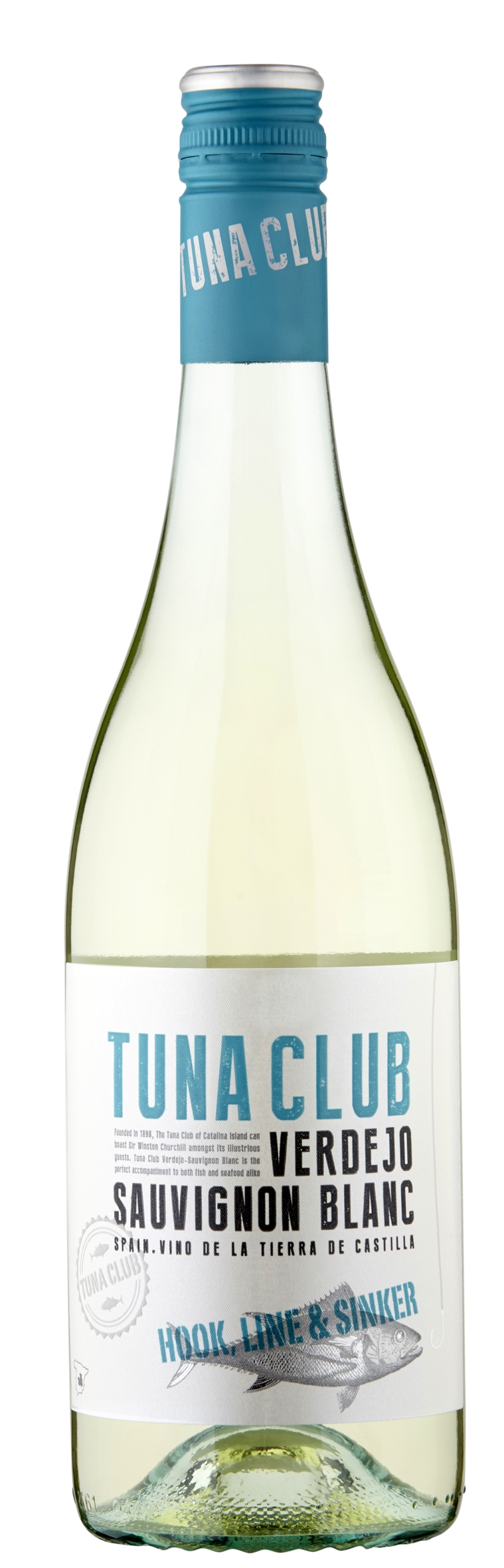 Бяло Вино Туна Клуб Вердехо х Совиньон Блан 0.75 л