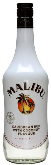 Ром Малибу 1 л