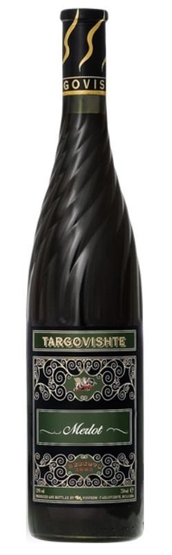 Червено Вино Мерло Резерва Търговище 0.75 л