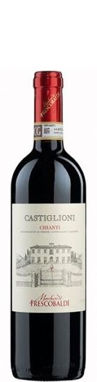 Червено Вино Кастилиони Кианти DOCG, Фрескобалди, Тоскана 0.375 л